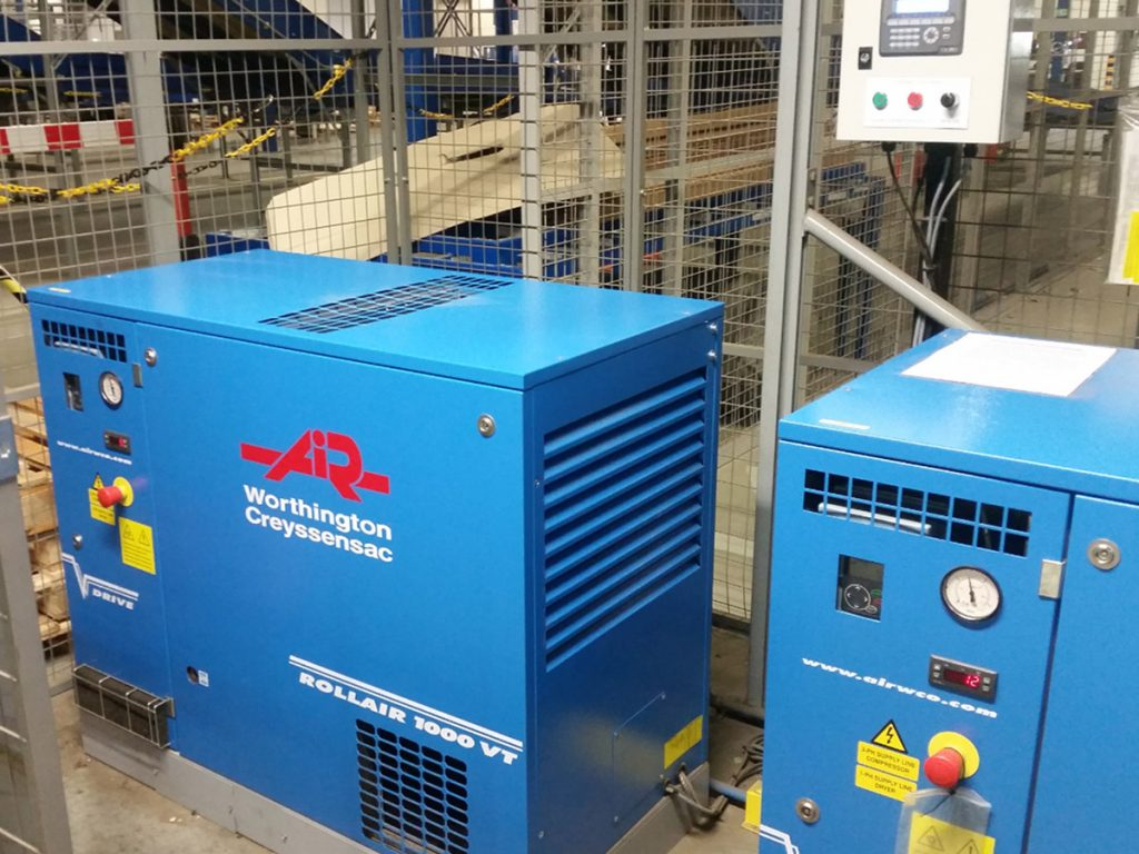 Air Compressor Installations