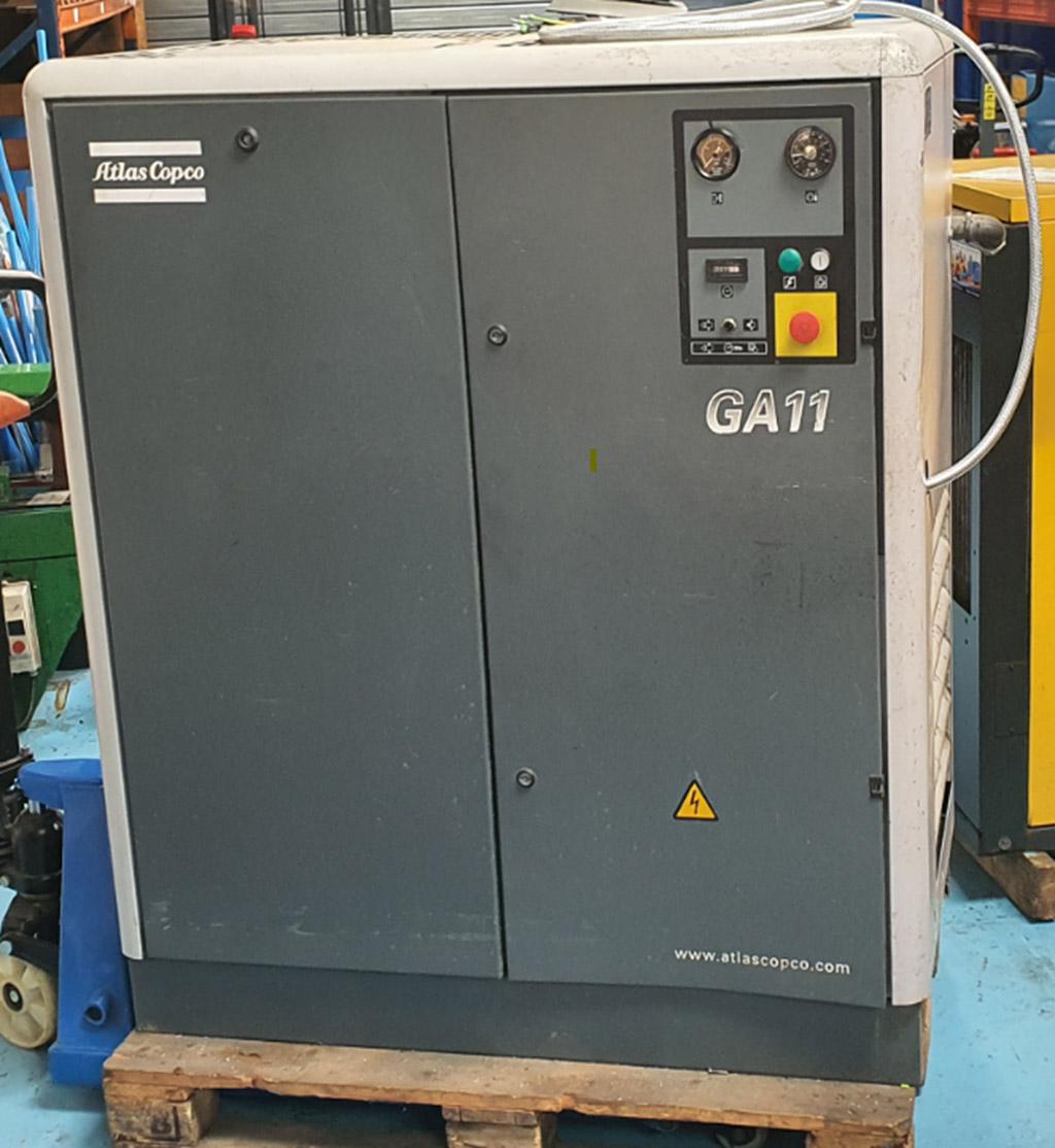 Used Atlas Copco GA 11 For Sale