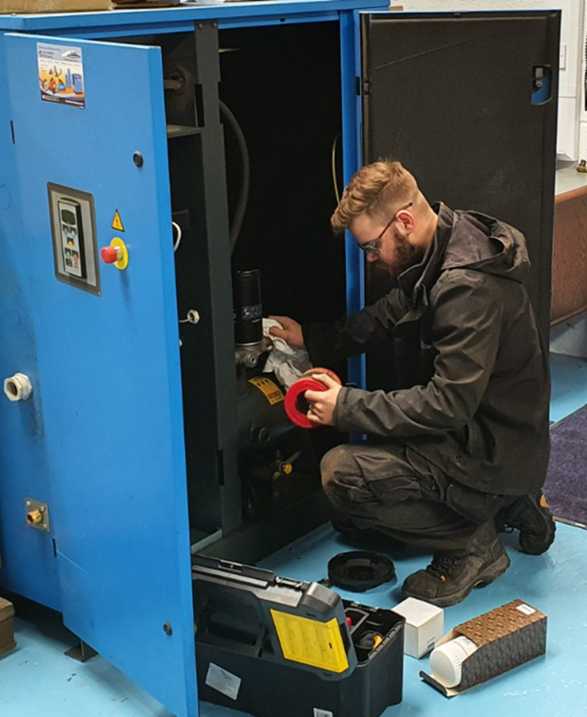 Compressed Air Equipment Service